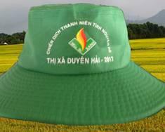 Cơ sở sản xuất nón tai bèo TRÀ VINH