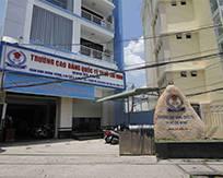công ty sản xuất balo sinh viên trường CAO ĐẲNG QUỐC TẾ