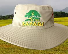 Cơ sở sản xuất nón tai bèo cho Vinpearl Safari