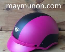 Nón Bảo Hiểm Nửa Đầu,Nón Có Kính,Mũ Bảo Hiểm In Logo Giá Rẻ HCM