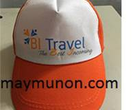 Nón du lịch giá rẻ, công ty sản xuất nón tại TPHCM