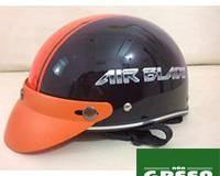 Mũ bảo hiểm in logo giá rẻ theo yêu cầu