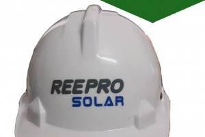 Hợp tác sản xuất nón bảo hộ lao động công ty REEPRO