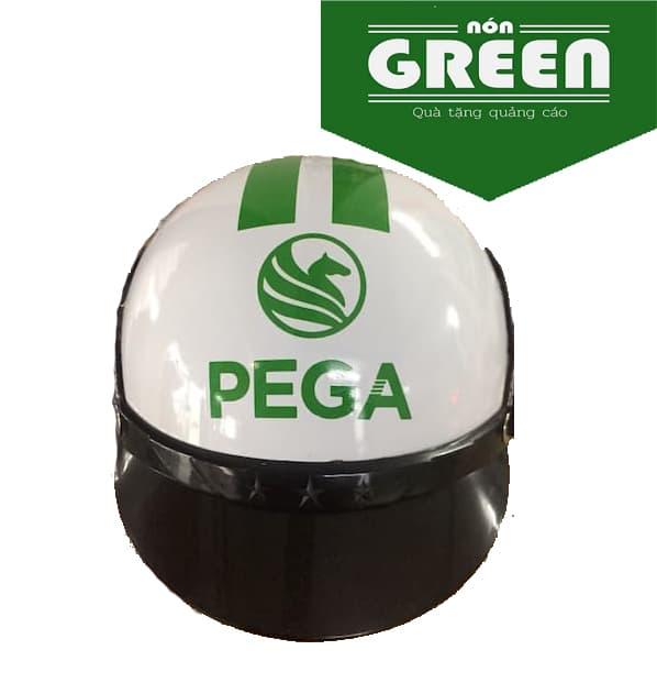Mũ bảo hiểm xe máy điện Pega