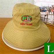 nón tai bèo ĐIỀN TRANG - công ty sản xuất nón tai bèo in logo KIÊN GIANG  ms 02