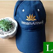 nón lưỡi trai - xưởng sản xuất nón lưỡi trai VIETNAM AIRLINE giá rẻ tp hcm ms 03