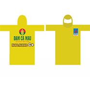 áo mưa, IN ÁO MƯA LÀM QUÀ TẶNG - in áo mưa theo yêu cầu giá rẻ tp hcm ms 01