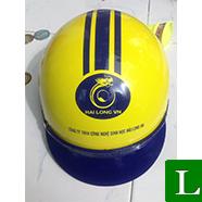 nón bảo hiểm in logo tặng nông dân - nón bảo hiểm HẢI LONG BIO ms 02