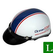 nón bảo hiểm - xưởng sản xuất nón bảo hiểm in logo giá rẻ BẾN TRE ms 13
