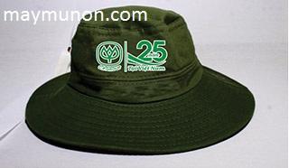xưởng may nón tai bèo in logo giá rẻ tại tphcm