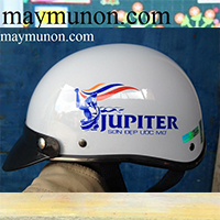 Nón bảo hiểm mũ bảo hiểm in logo làm quà tặng BÌNH PHƯỚC ms42