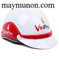 Nón bảo hiểm - mũ bảo hiểm in logo làm quà tặng giá rẻ tp hcm ms43