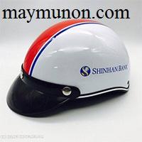 Nón bảo hiểm - mũ bảo hiểm in logo làm quà tặng BÌNH DƯƠNG ms44