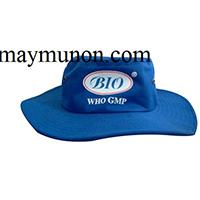 Nón tai bèo - XƯỞNG may nón tai bèo in logo giá rẻ CẦN THƠ ms36