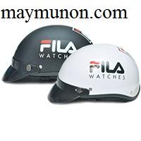Nón bảo hiểm - mũ bảo hiểm in logo thời trang tp hcm ms45