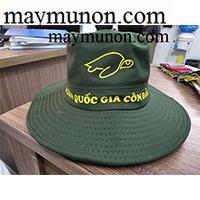Nón tai bèo - mũ tai bèo in logo giá rẻ tp hcm ms38