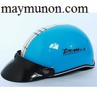 Nón bảo hiểm - mũ bảo hiểm in logo theo yêu cầu giá rẻ tp hcm ms49