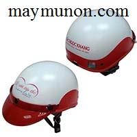 Nón bảo hiểm - đặt nón bảo hiểm in logo giá rẻ tp hcm ms51