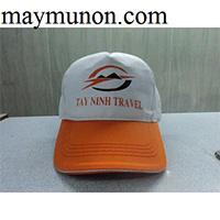 Nón lưỡi trai - nón kết - nón du lịch giá rẻ in logo tp hcm ms50