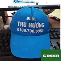 Nón lưỡi trai - nón kết - nón du lịch thêu logo giá rẻ CẦN THƠ ms60