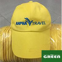 Nón lưỡi trai - in nón du lịch giá rẻ tp hcm ms53