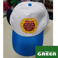 Nón lưỡi trai - in nón du lịch giá rẻ tp hcm ms63