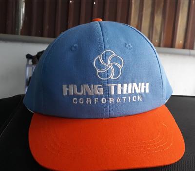 Nón lưỡi trai - NÓN KẾT - nón du lịch thêu logo giá rẻ tp hcmms61