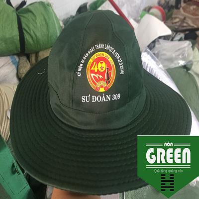 nón tai bèo - cơ sở sản xuất nón tai bèo