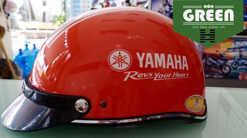 nón bảo hiểm - nhà máy sản xuất nón bảo hiểm in logo