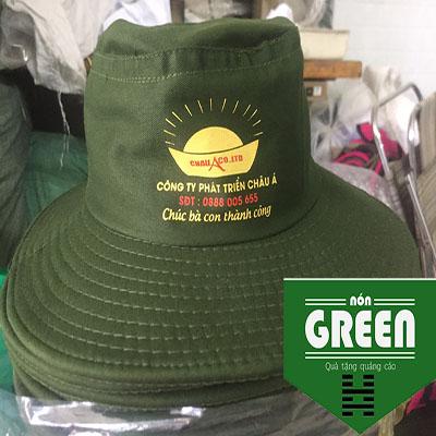 nón tai bèo - xưởng sản xuất nón tai bèo TRÀ VINH