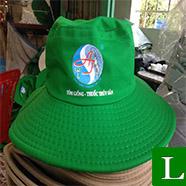 xưởng sản xuất nón tai bèo