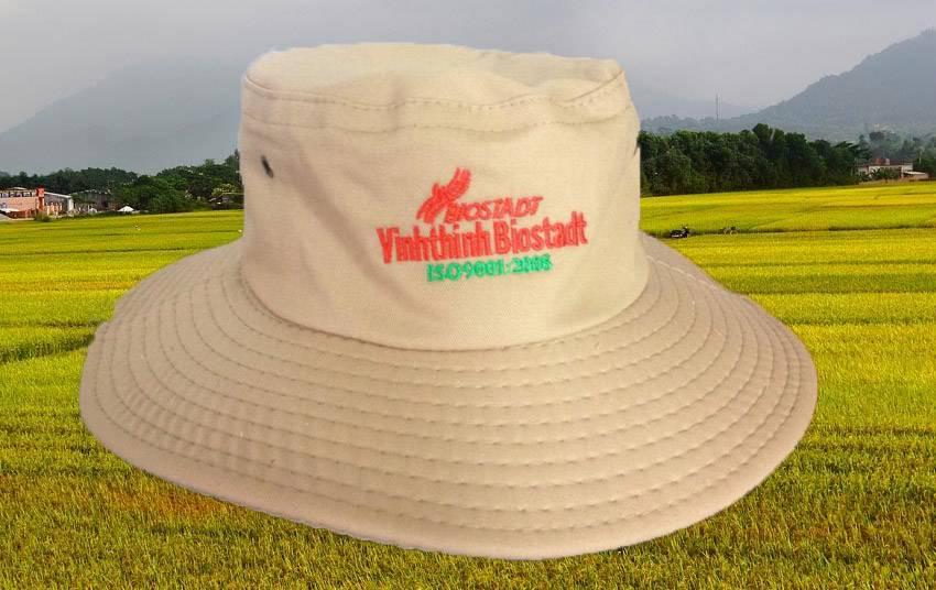 nón tai bèo giá rẻ in logo doanh nghiệp