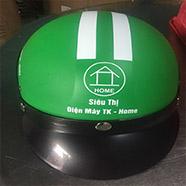 xưởng sản xuất nón bảo hiểm gié rẻ green