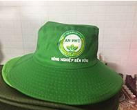 Sản xuất nón tai bèo theo yêu cầu công ty An Phú