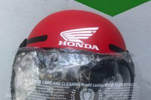 Nón Green hợp tác sản xuất nón bảo hiểm Honda Việt Nam