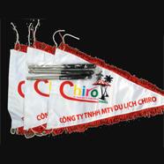 cờ du lịch CHIRO TRAVEL - nón du lịch giá rẻ CẦN THƠ