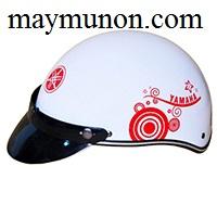 Nón bảo hiểm mũ bảo hiểm in logo làm quà tặng tp hcm ms47