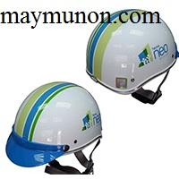 Nón bảo hiểm - mũ bảo hiểm in logo giá rẻ ĐỒNG NAI ms50
