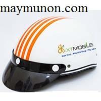 Nón bảo hiểm - đặt nón bảo hiểm in logo theo yêu cầu ms52