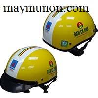 Nón bảo hiểm - đặt làm nón bải hiểm theo yêu cầu giá rẻ tp hcm ms53