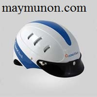 Nón bảo hiểm - cơ sở sản xuất nón bảo hiểm giá rẻ tp hcm ms54