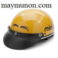 Nón bảo hiểm - Công ty sản xuất nón bảo hiểm giá rẻ tp hcm ms57