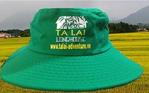 cơ sở đặt nón du lịch theo yêu cầu giá rẻ