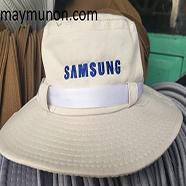 xưởng sản xuất nón tai bèo giá rẻ in logo