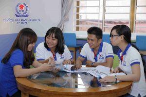 trường cao đẳng quốc tế tphcm