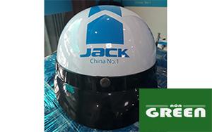 xưởng sản xuẩ mũ bảo hiểm green